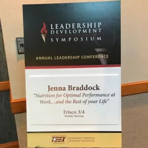 Jenna Braddock speaker