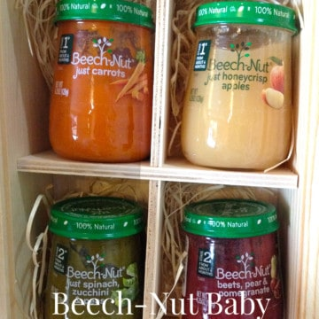 Wondering about the new Beech-Nut baby food line? Well I've got the whole scoop for you including a personal interview with the company's chief of marketing. Via JennaBraddock.com