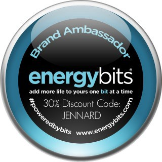 Energybits #spirulina #algae review by #MakeHealthyEasy | @JBraddockRD