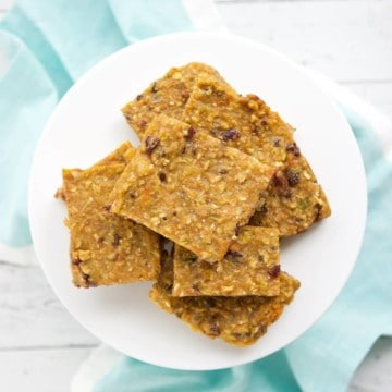 Looking for a homemade snack bar that's yummy and healthy? Try these simple Hidden Honey snack bar recipe made with whole grains, honey, and hidden veggies. They are perfect for kiddos and big people too.