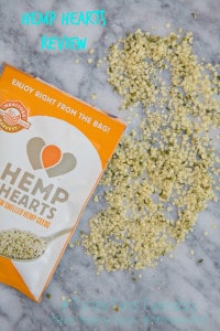 {Taste Test Tuesday} – Hemp Hearts Review