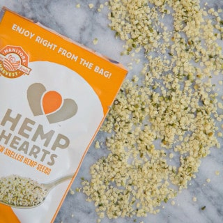 Have you heard about hemp hearts? They're the chewy inside of a hemp seed and packed with flavor, texture and nutrition. See if you should be eating them in this #TasteTestTuesday review on #MakeHealthyEasy post. via @JBraddockRD www.JennaBraddock.com