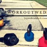 {Workout Wednesday} Single Leg Hip Bridge