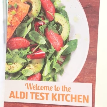 Bloggers visit the ALDI test kitchen to learn about the ALDI way to save and eat healthy. via @JBraddockRD   #MakeHealthyEasy https://jennabraddock.com