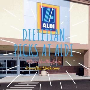 Dietitian Picks at ALDI