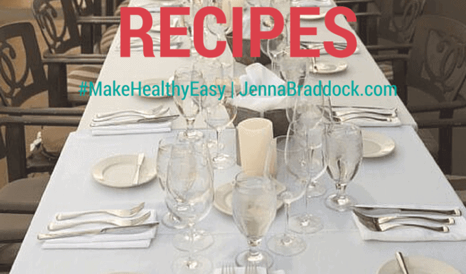 Healthy Summer Party Recipes on a Budget