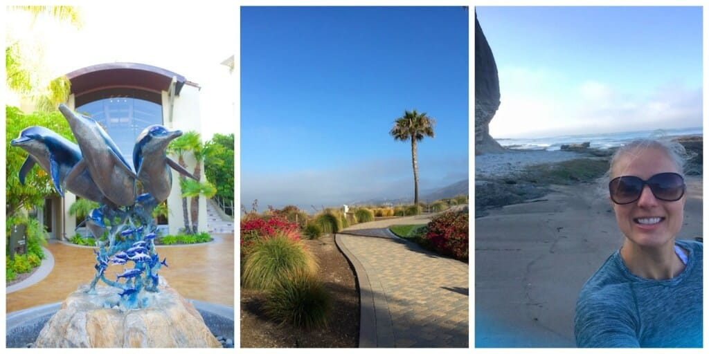 Dolphin Bay Resort and Spa Bispo Beach CA