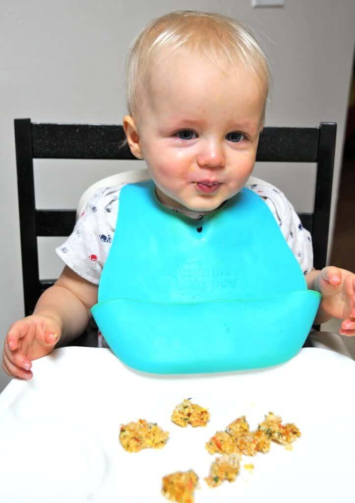 Crunchy Veggie Bites #MakeHealthyEasy @JBraddockRD  http://JennaBraddock.com