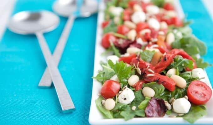 Kale Italia Summer Salad & Party Menu