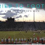 Married to Football – Life as a Coach's Wife