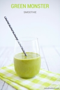Kid Friendly Green Smoothie