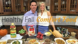 Healthy Fall Comfort Food