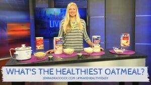 Confused about oatmeal? No need to be after reading this post on what's the healthiest oatmeal. #MakeHealthyeasy via @JBraddockRD http://JennaBraddock.com