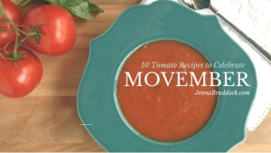 10 Manly Tomato Recipes to Celebrate Movember