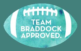 Team Braddock Approved