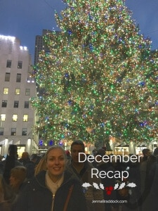 December to Remember Recap
