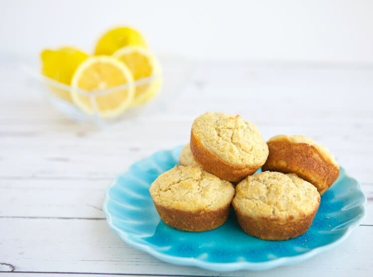 Think gluten free baking is expensive, difficult, or downright nasty? Guess again! Thanks to this Lemon Ricotta Gluten Free Muffin recipe, gluten free baking is easy and delicious! You probably have all the ingredients you need in your pantry already thanks to using gluten free quick 1-minute oats as the flour. Oh, and they're healthy too! #MakeHealthyEasy