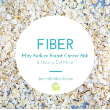 Health Alert: A higher fiber diet, especially in adolescence and young adulthood, could have a significant impact on lowering breast cancer risk in woman. Learn more and how to easily increase your fiber intake on #MakeHealthyEasy.