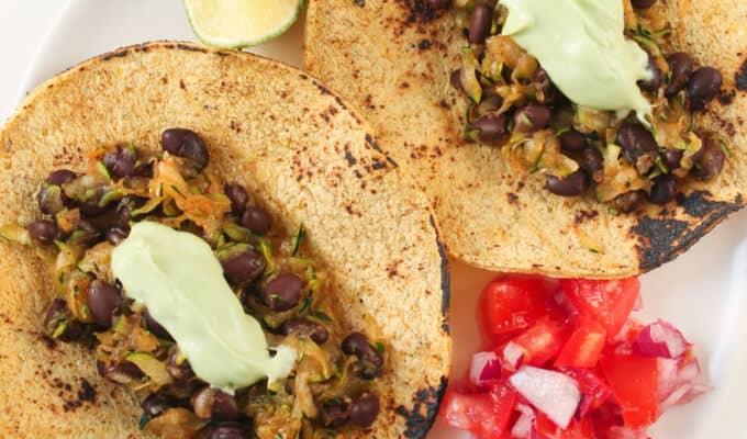Recipe Redux, Friends, & Amazing Vegetarian Tacos