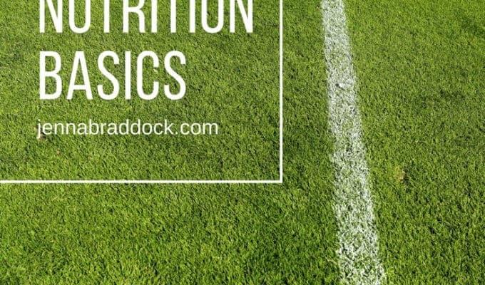Sports Nutrition Basics