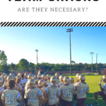 Team Snacks – Are They Necessary?