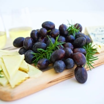 Grapes and cheese are the perfect appetizer for any occasion, no matter the time of year. Here are three cheese platter ideas to meet any need or level of sophistication.