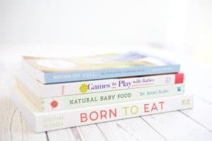 Best Baby Books for Life and Feeding