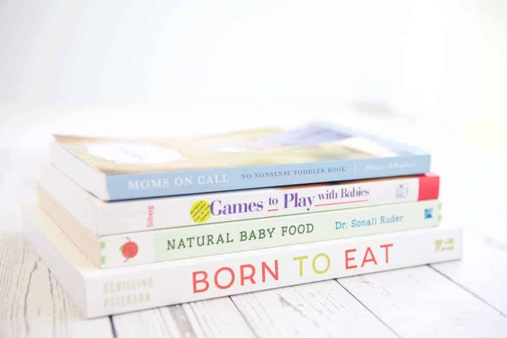 Best Baby Books For Life And Feeding Make Healthy Easy