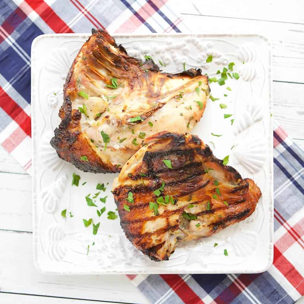 Grilled Turkey Breast Make Healthy Easy
