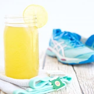 This is an all-natural, homemade sports drink that's easy to whip up before a workout. Each ingredient plays an important role in fueling your fitness.