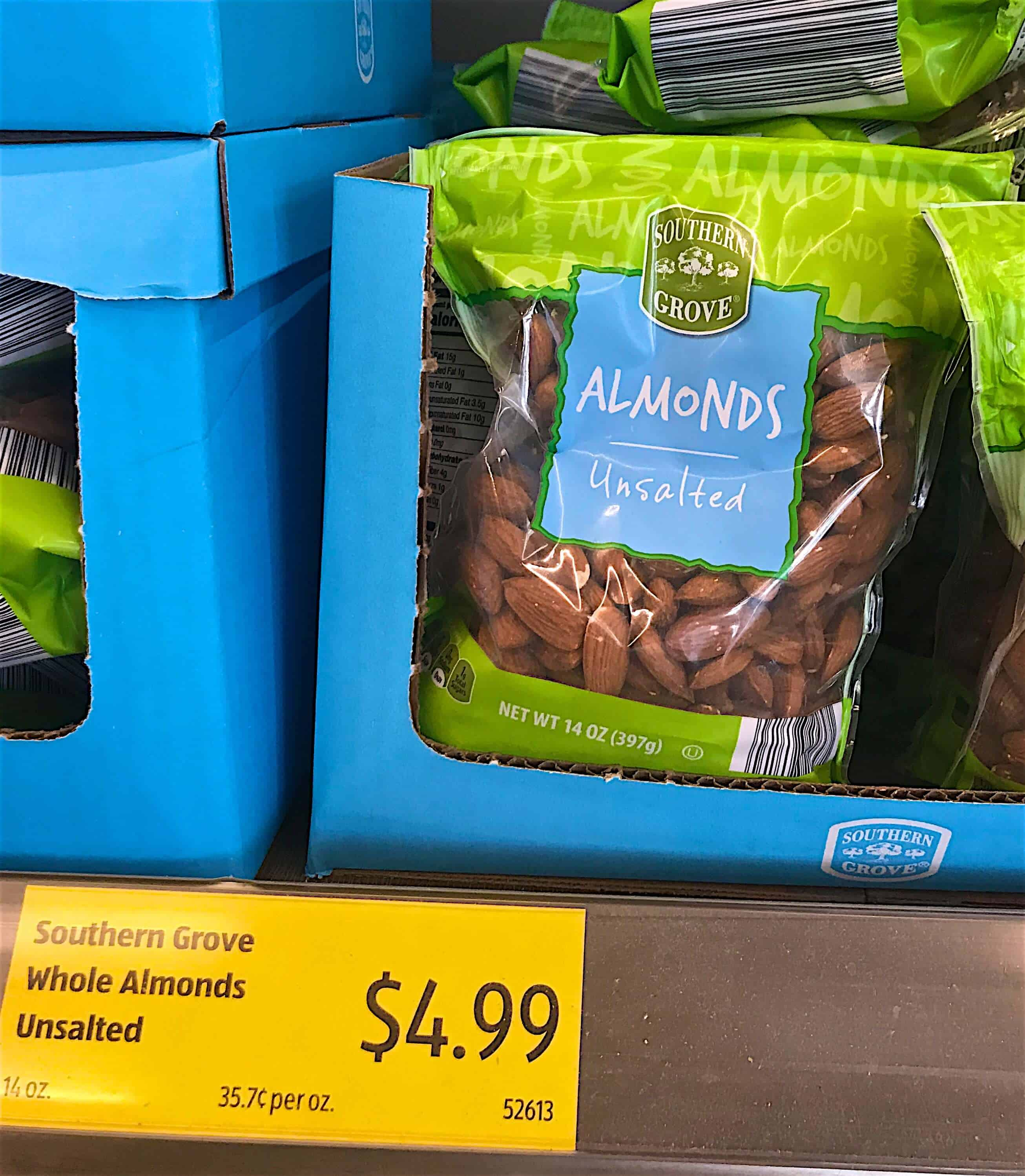 Dietitian picks at ALDI 2