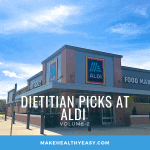Dietitian Picks at ALDI: Volume 2