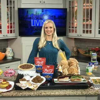 Healthy Holiday Food Hacks with Jenna Braddock
