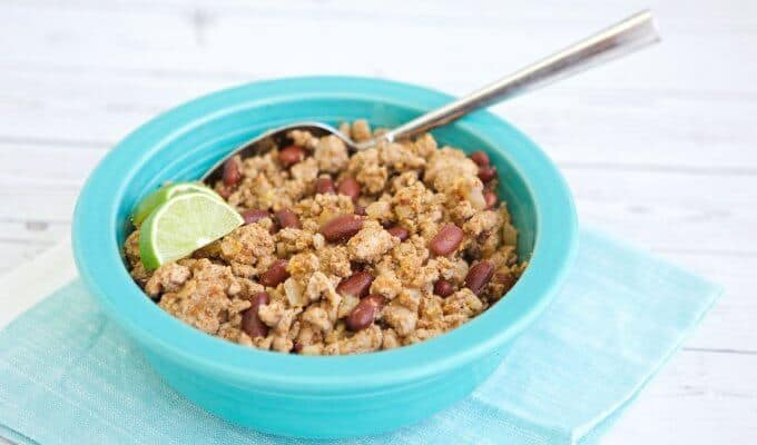 Make Healthy Easy Taco Meat Recipe