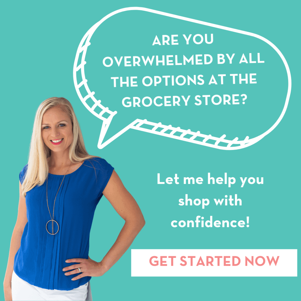 online grocery store tour