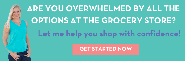 Get started with the Grocery Shop with Confidence online class