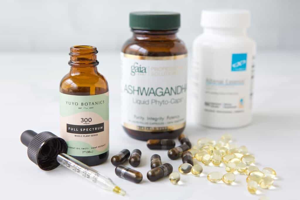 best supplements for stress and anxiety