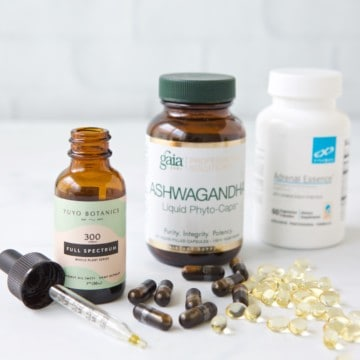 Supplements for Stress