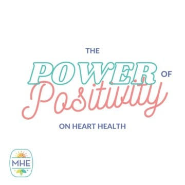The power of positivity on heart health title