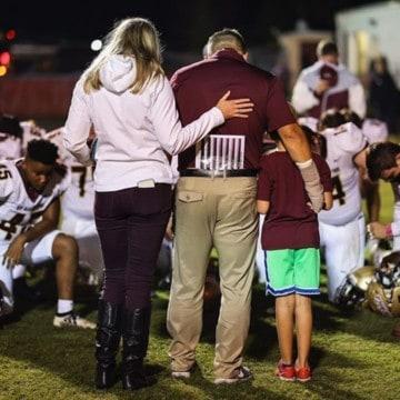 coach's family