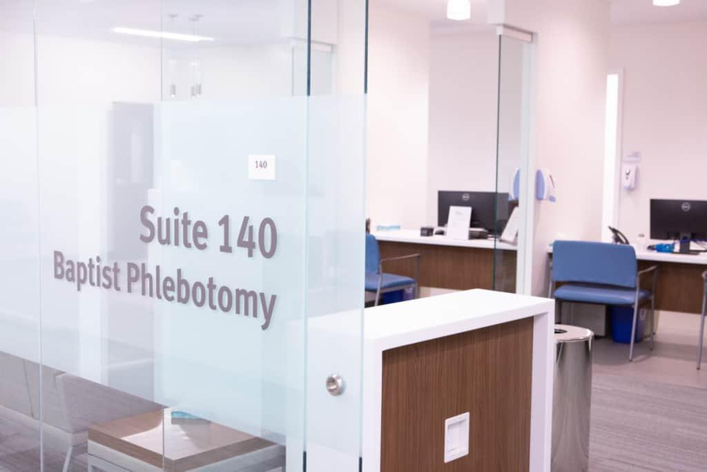 Baptist HealthPlace Nocatee phlebotomy